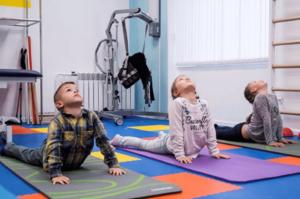 груповые занятие для детей