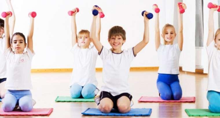 Открыт набор на групповые занятия по коррекции осанки у детей